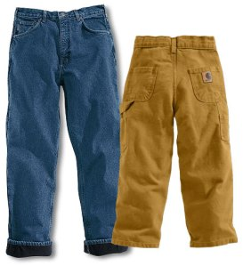 Carhartt Lined Pants