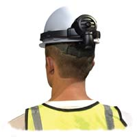 hard hat accessories cooling system