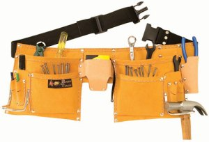 when choosing tool belts it is important to know who