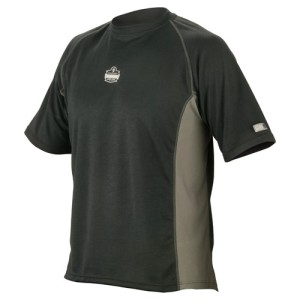 CG-6420_Ergodyne_BLACK_Core-Performance-Mid-Layer-Short-Sleeve-Shirt