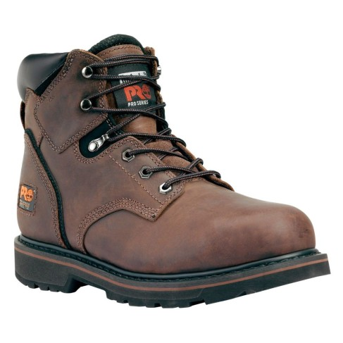 "Timberland PRO Men's 6"" Pit Boss Steel Toe Work Boots"