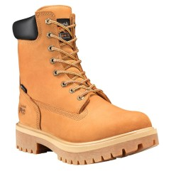 "Timberland PRO Men's 8"" Direct Attach Steel Toe Insulated EH WP Work Boots"